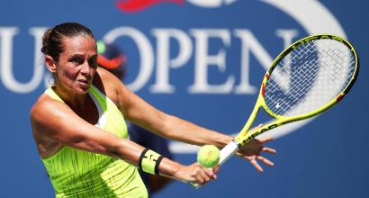 """Us Open, Vinci ai quarti: """"Contenta nonostante i problemi fisici"""""""