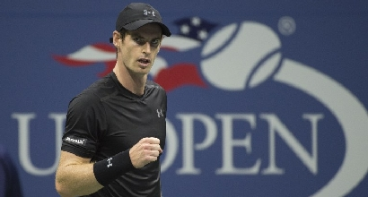 Us Open: Murray liquida Dimitrov, Radwanska eliminata