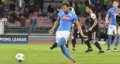 Crotone-Napoli 1-2 Auriemma: Video Gol e Highlights con Telecronaca Tifoso
