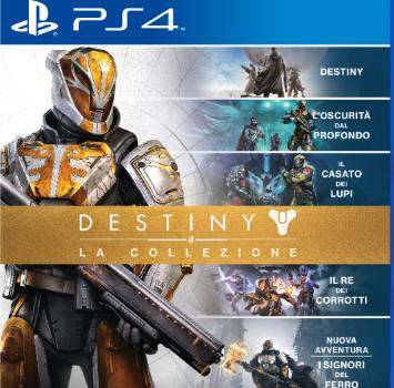 """Bungie e Activision svelano """"Destiny: i signori del ferro"""""""