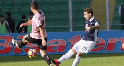 Lazio, Biglia pensa solo al derby: