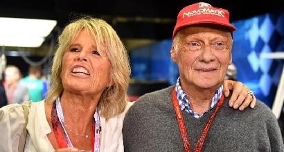 """Niki Lauda: """"Bottas può diventare più veloce di Rosberg"""""""