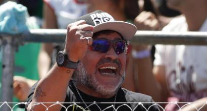 Il Comune dice sì alla cittadinanza onoraria a Maradona
