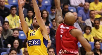 Basket, Eurolega: Tel Aviv resta tabù per Milano