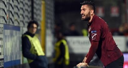 Serie B: tonfo Entella, Salernitana corsara