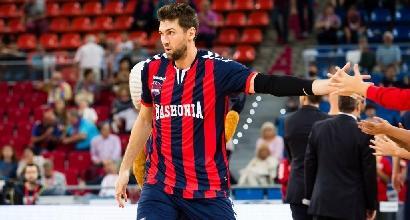 Basket, è addio Bargnani-Vitoria