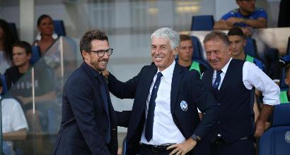 """Roma, Di Francesco: """"Bravi a soffrire, ma dobbiamo crescere"""""""