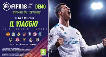 FIFA 18, rilasciata la demo