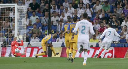 Champions League LIVE: in campo dalle 20.45 Real, Liverpool e Napoli