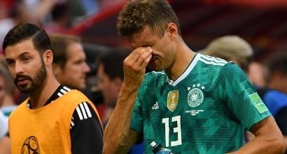 Mondiali 2018, dopo l'eliminazione la beffa: la Germania dovrà pagare l'albergo fino a fine competizione