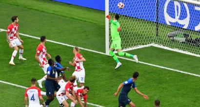 Mondiali 2018, numeri e curiosità della finale