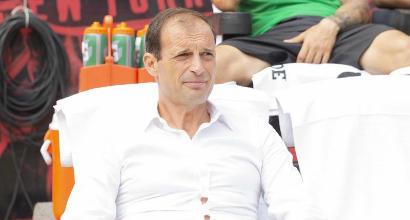 """Juve, Allegri: """"Io una bandiera come Buffon e Del Piero? Assolutamente no"""""""
