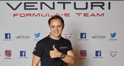 Formula E, Felix Da Costa padrone della seconda giornata a Valencia