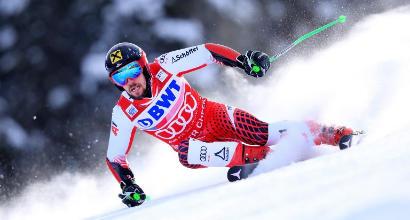 Sci: dominio Shiffrin a St. Moritz, in Val d'Isère trionfa Hirscher