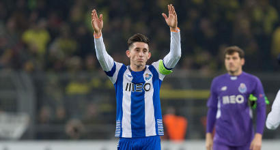 Inter scatenata: dopo Godin, pronto l'assalto a Herrera e Robben