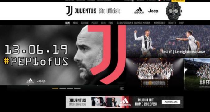 """Guardiola-Juventus e il mercato fatto con le """"suggestioni"""""""