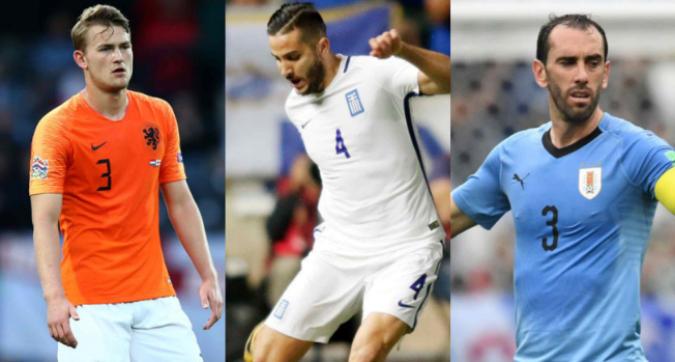 Juventus, Napoli e Inter: sono difese da scudetto