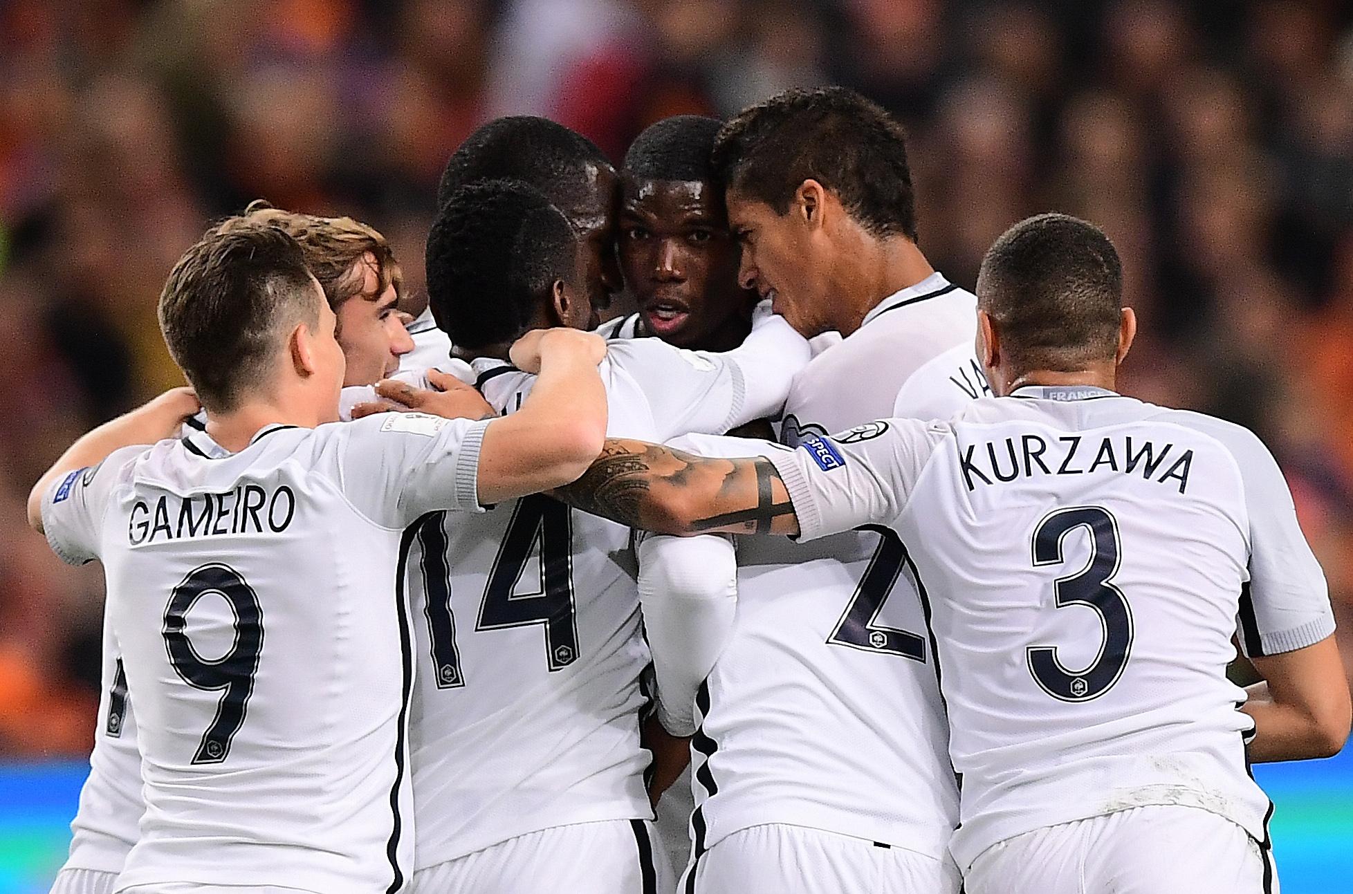 Verso Russia 2018, Pogba lancia la Francia
