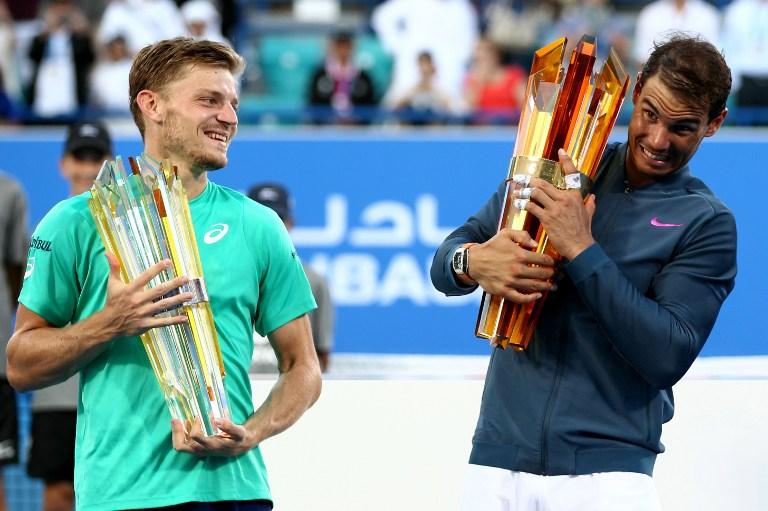 Tennis, Nadal vince ad Abu Dhabi