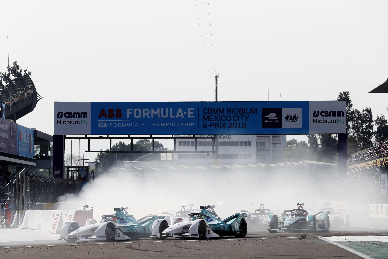 Formula E, Di Grassi vince in Messico