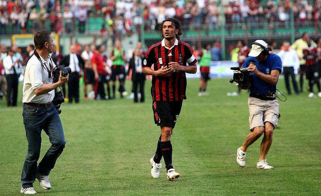 10) Paolo Maldini (Milan): 40 anni, 11 mesi e 5 giorni