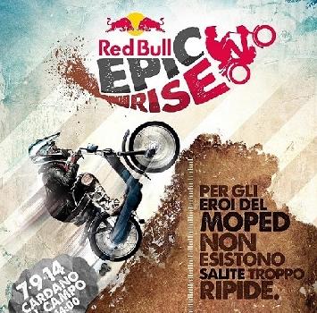 Red Bull Epic Rise, al via le iscrizioni
