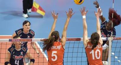 Volley donne, Preolimpico: Italia sconfitta, ora si fa dura