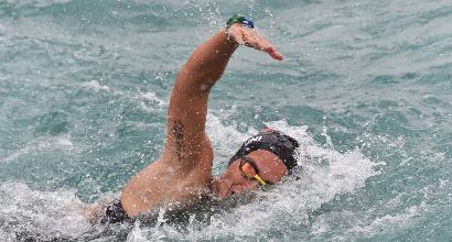 Nuoto, Europei: Bruni vince l'oro nella 10 km, bronzo per Bridi