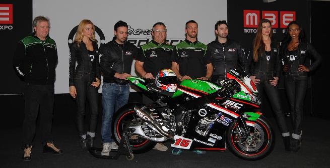 Superbike, presentato il team Pedercini