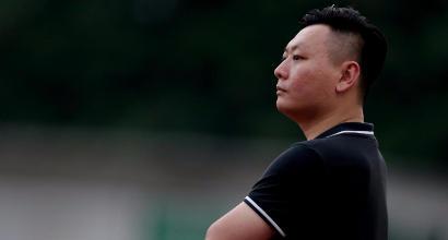 """Han Li: """"Riportiamo il Milan dove merita"""""""