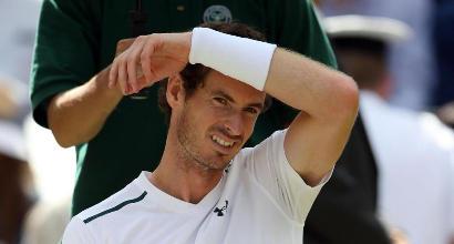 Tennis, Andy Murray non giocherà lo Us Open