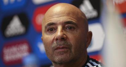 Argentina, Sampaoli apre a Dybala: 'Lo considero per il Mondiale'. Ma Messi