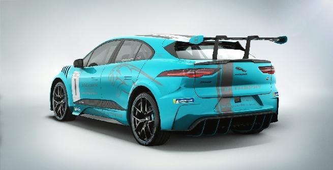 Formula E, Agag guiderà la Jaguar I-Pace eTrophy a Berlino