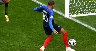 Mondiali 2018, Francia-Argentina 4-3: Mbappé fa fuori Messi