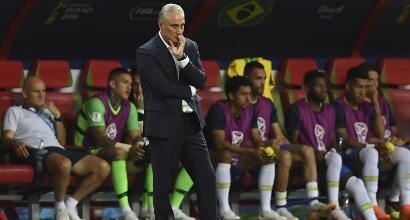 """Brasile, Tite: """"Non parlo del mio futuro, vedremo tra qualche giorno"""""""