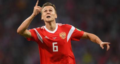Russia, Cheryshev indagato per doping