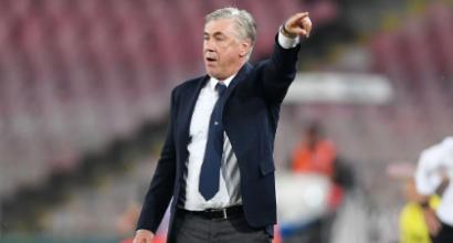 Ancelotti, basta insulti negli stadi