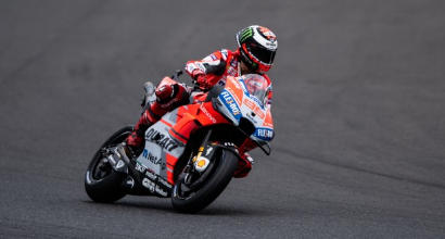 """MotoGP, Dovizioso non molla: """"Buon inizio, andiamo bene"""""""