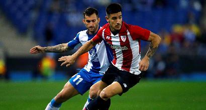 Liga: Iglesias lancia l'Espanyol al secondo posto