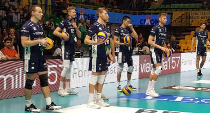 Volley, Superlega: Perugia schiacciasassi, Modena tiene il passo