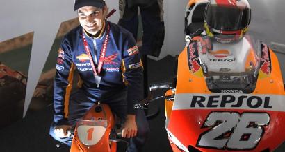 MotoGP, Pedrosa nella Hall of Fame