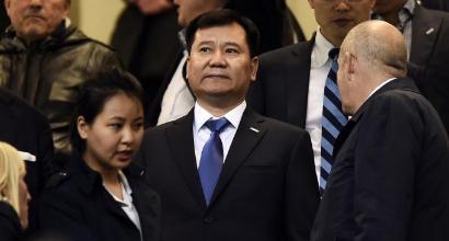 "Cina, svolta Zhang: il Jiangsu Suning potrebbe chiamarsi ""Jiangsu Inter"""