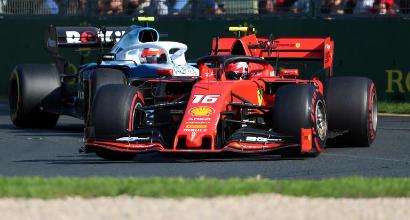 "Orden estable de Ferrari, Leclerc: ""Podría pasar Vettel"""