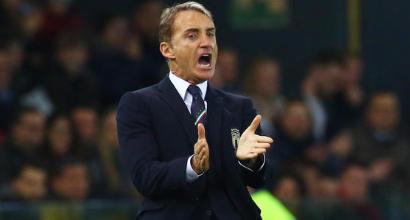"""Italia, Mancini: """"Kean ha enormi margini di miglioramento, dipende da lui: Potrebbe giocare con Balo"""""""