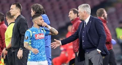 Napoli, flop e grane: Ancelotti peggio di Sarri e i tifosi scaricano Insigne