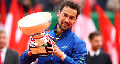 """Tennis, Fognini esulta: """"Vincere a Montecarlo è straordinario"""""""