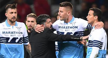 Coppa Italia, Milan-Lazio: allerta massima a San Siro
