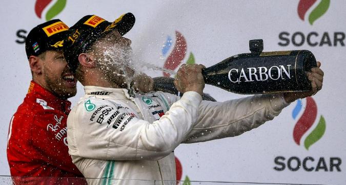 """F1 Azerbaigian, Bottas: """"Siamo su un livello altissimo, continuiamo così"""""""
