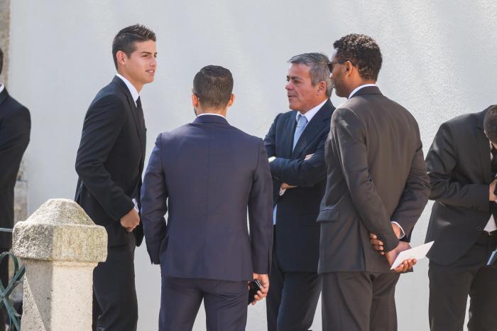 Ronaldo ruba la scena a Jorge Mendes