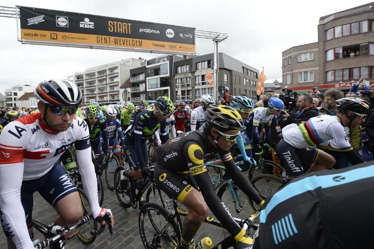 Ciclismo, Sagan vince la Gand-Wevelgem